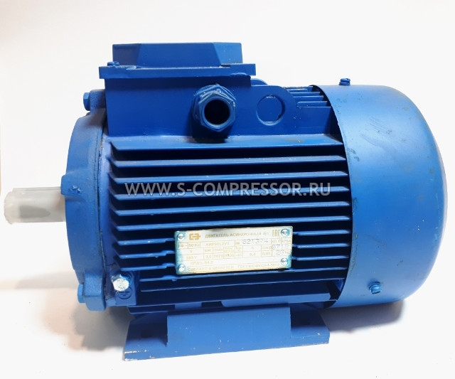 Электродвигатель АИР 90 L2 3,0 кВт :: S-COMPRESSOR.RU